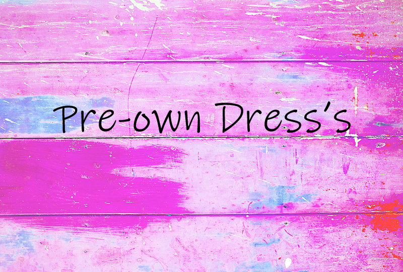Pre-owned Dresses